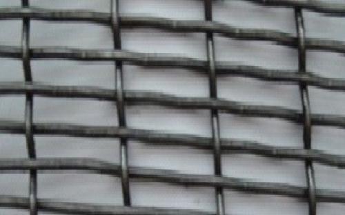 Сетка рифленая, канилированная по ГОСТ 3306-88