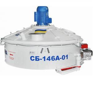Бетоносмеситель СБ-146А (750л/500л)