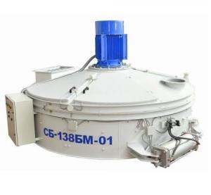 Бетоносмеситель СБ-138БМ (1500л/1000л)