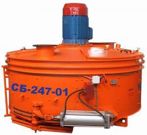 Бетоносмеситель СБ-247 (2250л/1500л)