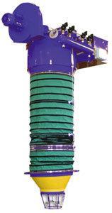 Телескопический загрузчик BELLOJET-ZA
