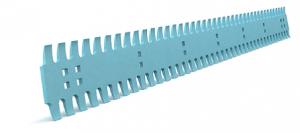 Нож гребенчатый